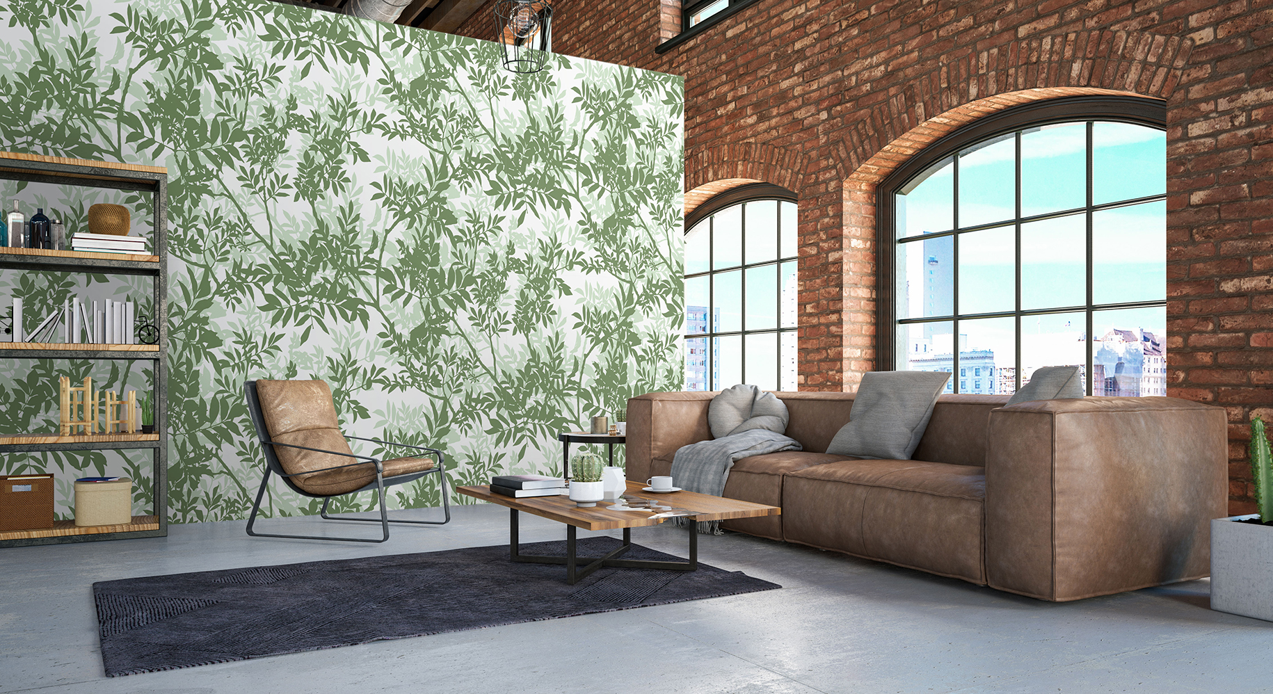 Exclusive wallpaper designs - see our collections