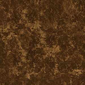 Furnace - Sabine Schröter | abstract brown gold metallic rustic texture vintage