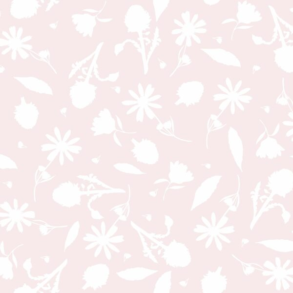 Arnica Decoupage - Lise Froeliger | Blüten floral Pastell pink