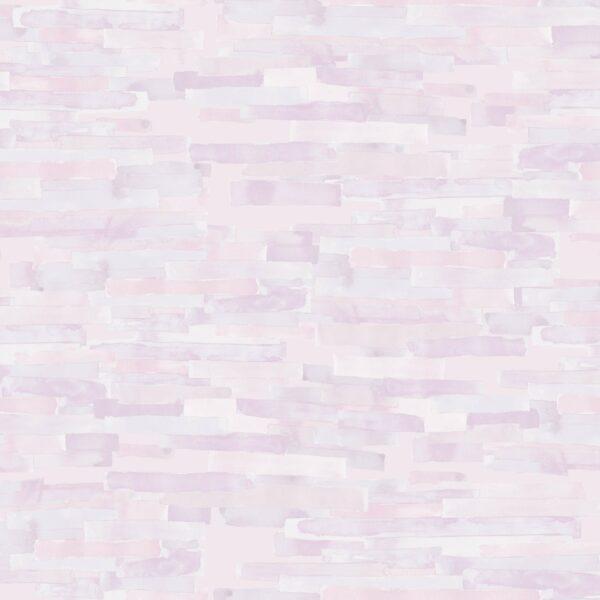 Cendres Bleues (violett) - Lise Froeliger   Pastell rosa Streifen Textur