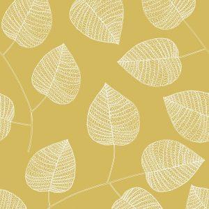 Leaf Design - Sabine Schröter | foliage leaf leaves mustard nature scandinavian
