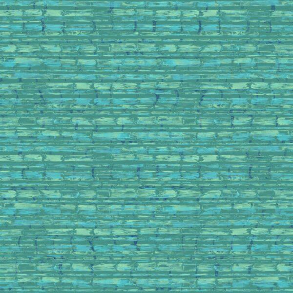 Bamboo Wood (green) - Lise Froeliger | Bambus grün Holz horizontal Streifen Textur