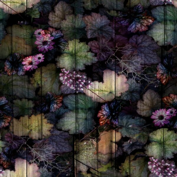 Regents Foliage purple - Annette Taylor-Anderson | Blatt Blätter Blattwerk Blumen floral Natur