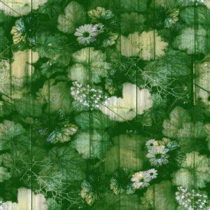Regents Foliage shades of green - Annette Taylor-Anderson | Blatt Blätter Blattwerk Blumen floral grün Natur