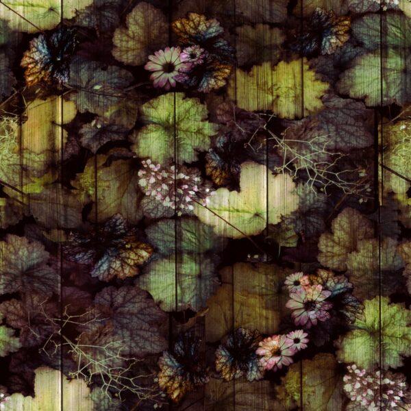 Regents Fresh Floral rustic - Annette Taylor-Anderson   Blatt Blätter Blattwerk Blumen floral Natur rustikal