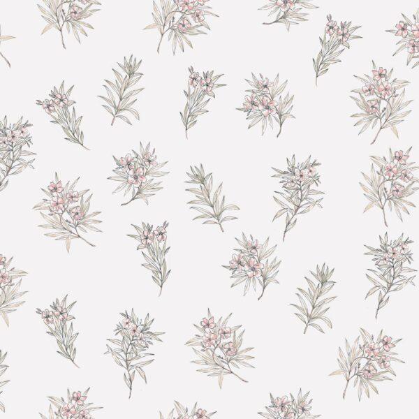 Daphne (pink) - Lise Froeliger   Blumen Blüten floral klassisch ländlich romantisch