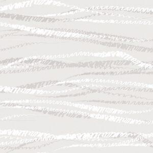 FLUX, Lightgrey - Sabine Schröter | abstrakt Duktus flächig grau Handschrift Linien modern Rapport soft