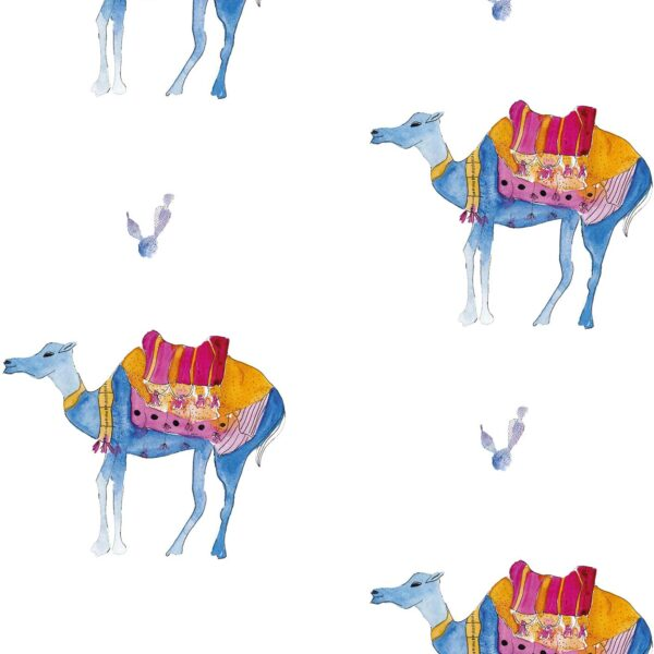 The Blue Camel