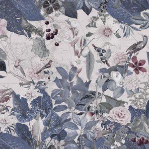 Wallpaper Exotic Garden_2