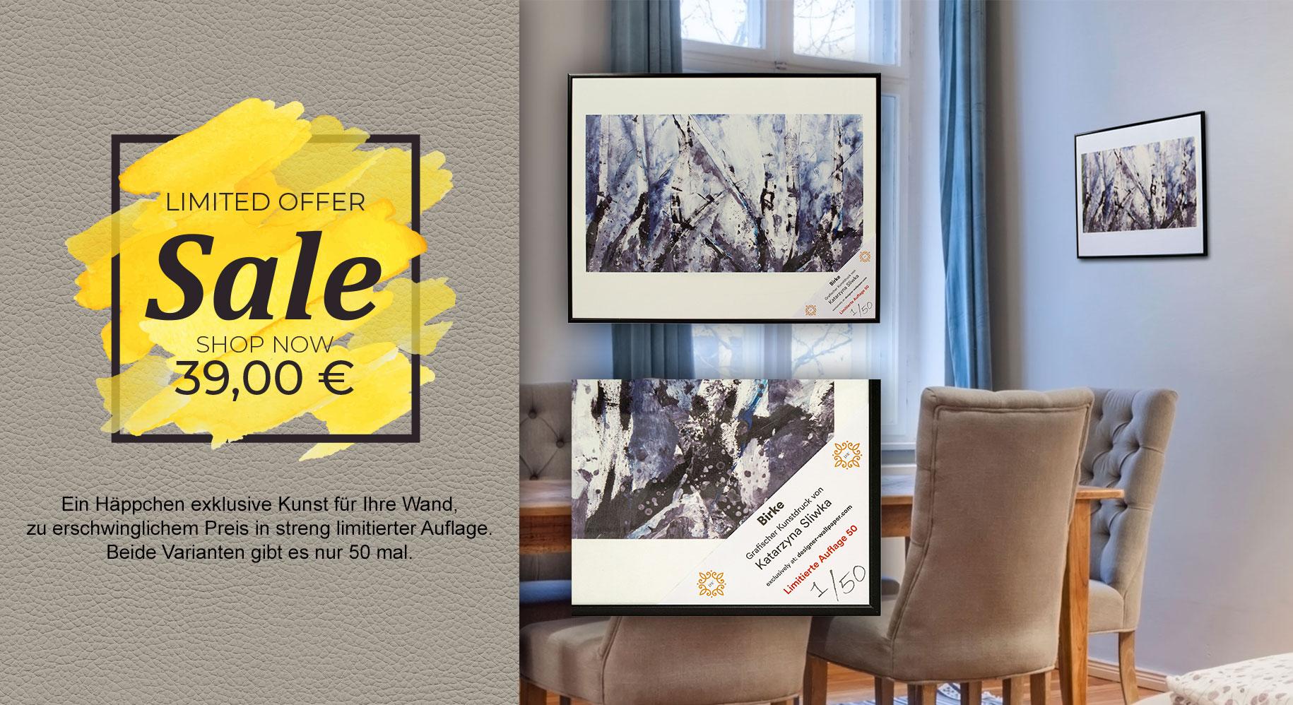 Exklusive Tapeten Designs - Sehen Sie unsere Kollektionen